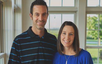 Adam and Melissa Maxwell