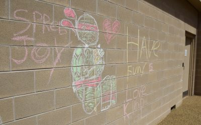 Elkhart Youth Chalk the Future